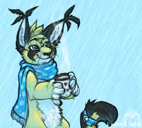 I Enjoy the Rain