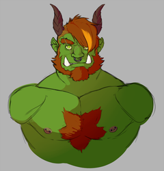 Old Art: Orc Will