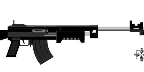 arkc-10 with plegable bayonet