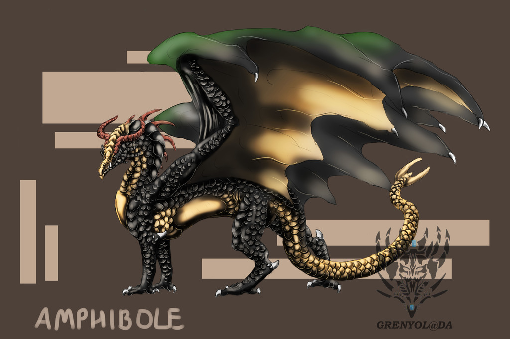 Mineral Dragon adopt 2 [open]