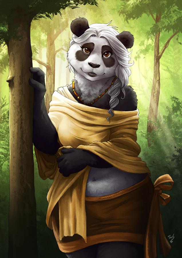 Woodlands Panda