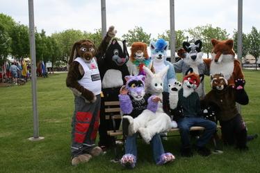 2008 Milwaukee Pride event