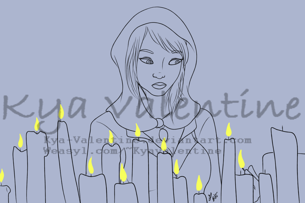 Most recent image: AC Day 9: Candles