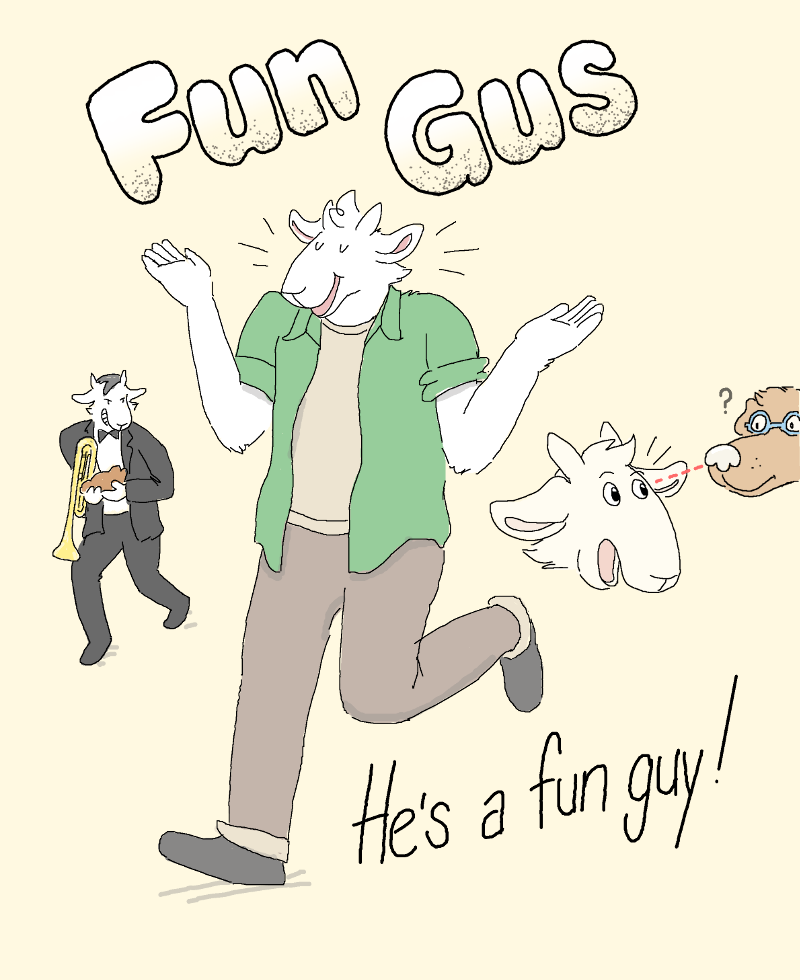 Most recent image: Fun Gus