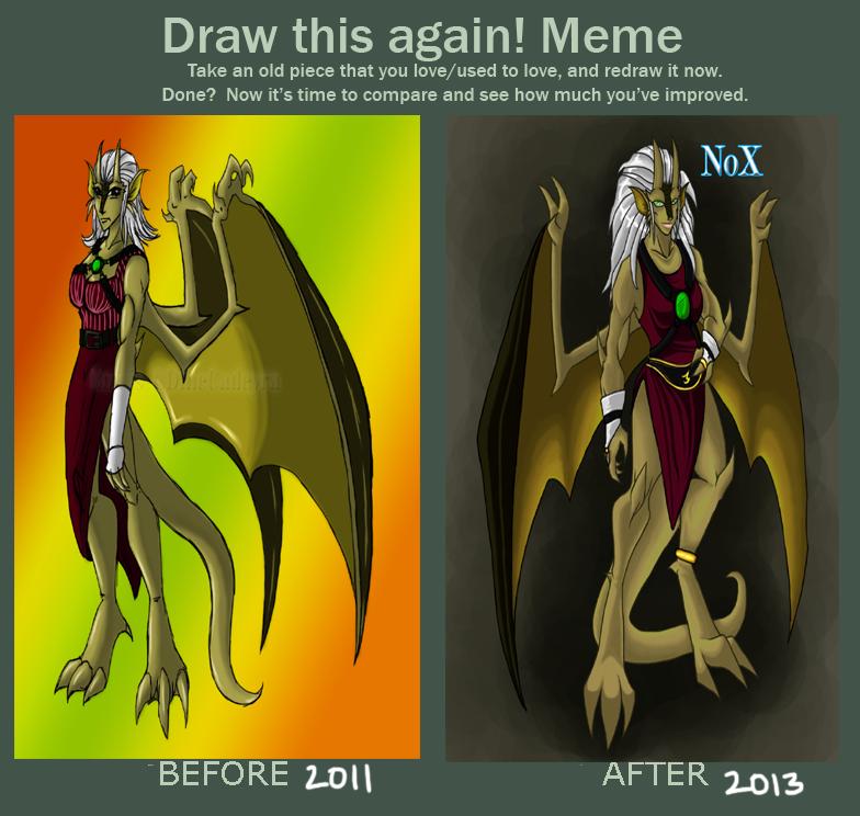 Draw it Again - Nox