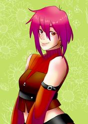 Naruto OC - Hibiki