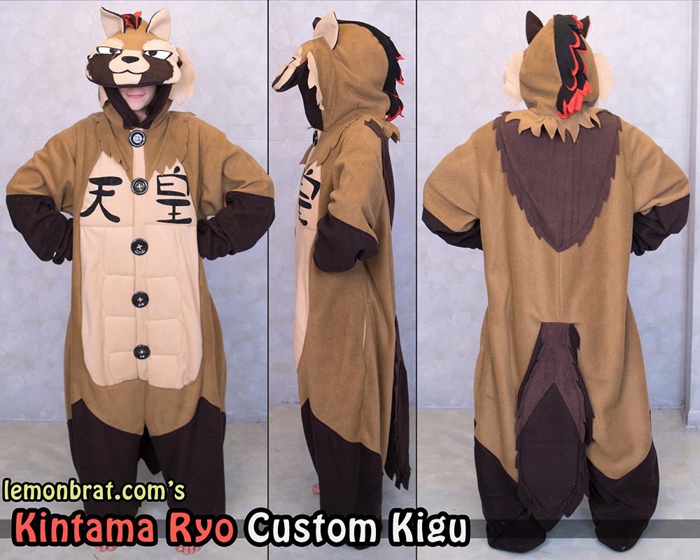 Kintama Ryo Custom Kigu