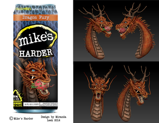 Mike's Harder: Dragon Fury