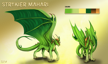 Green dragon- character sheet