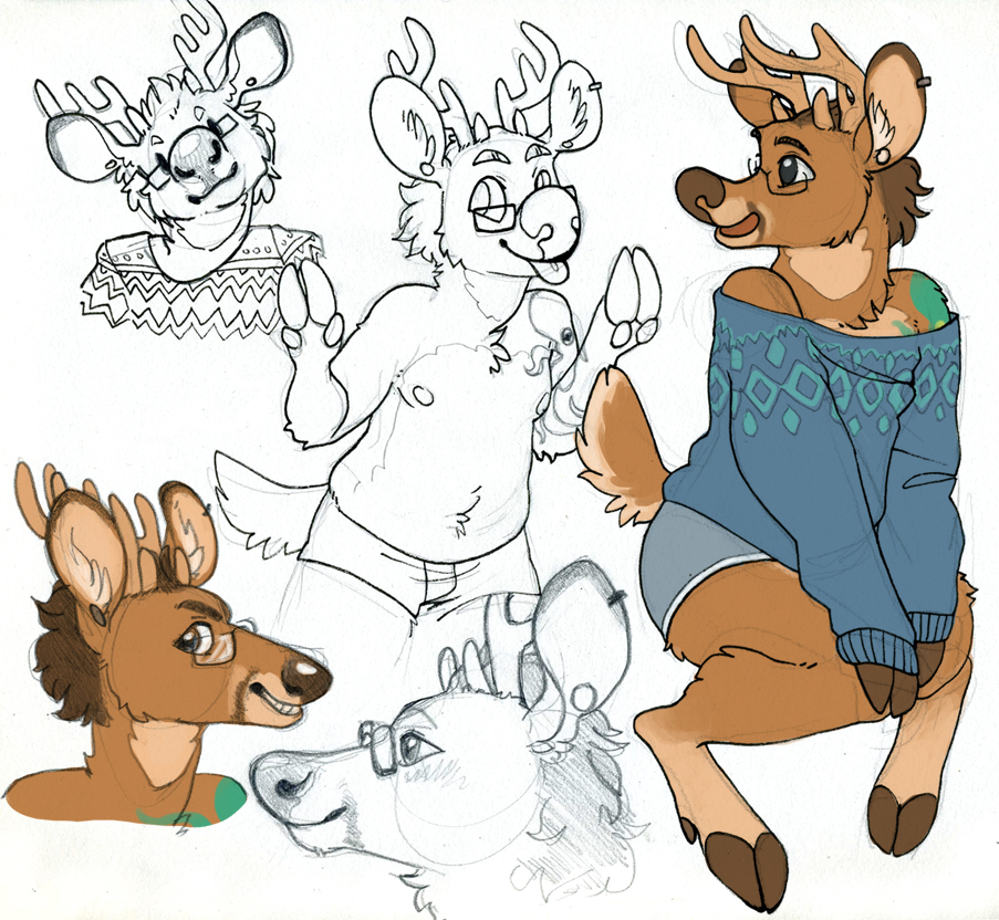 CannedTalent Sketchpage