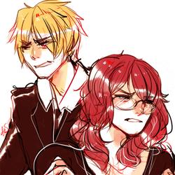 diehasen - couples sketch