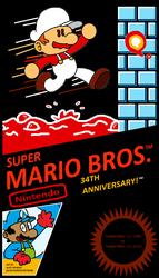 Hey Paisanos! It's-a Super Mario Bros. 34th Anniversary!