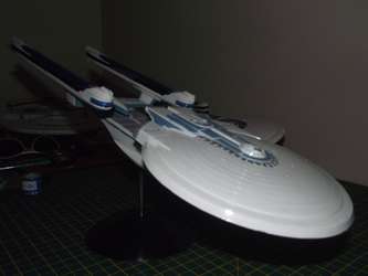 Model Excelsior II - Completed A