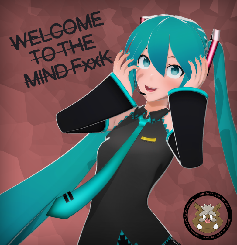 WELCOME TO THE MIND FxxK