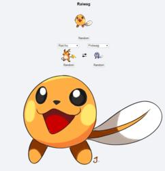 Pokémon Fusion: Raiwag