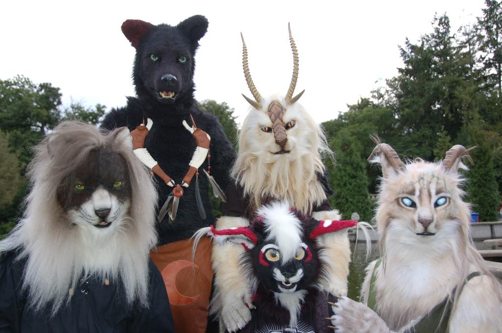 Saturday's Elf Fantasy Fair