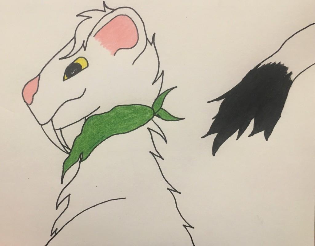 [My Art] Feel Better Ermine!