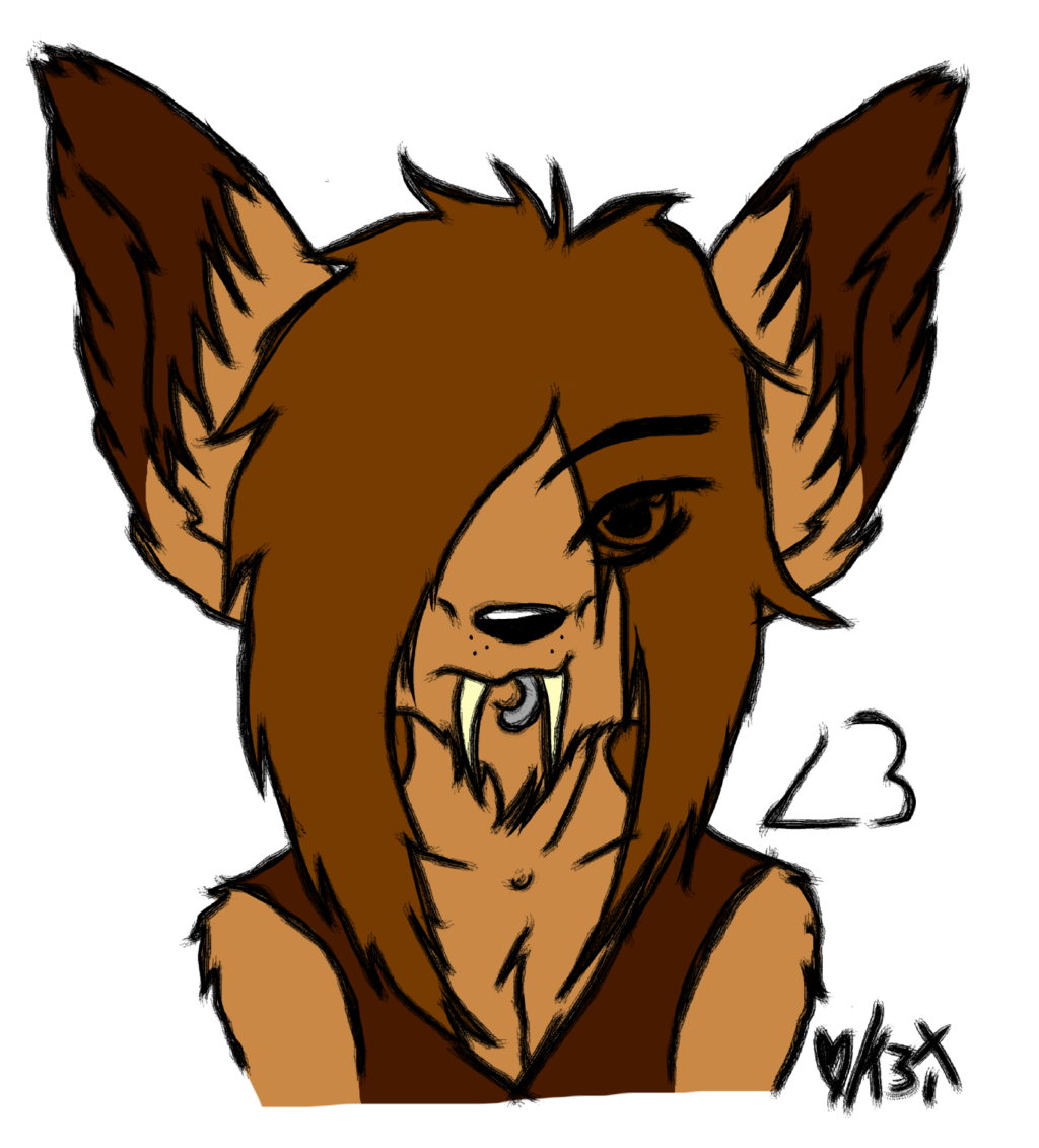 Brown Wolfy