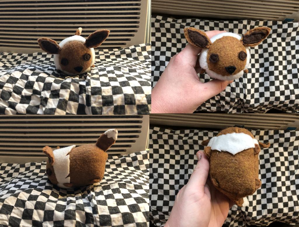 Pokemon Eevee Tsum For Sale