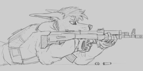 Sharpshooter Lei