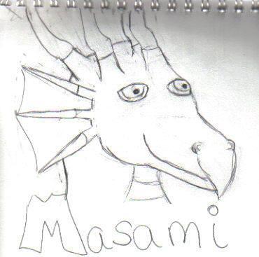 A badge for Masa