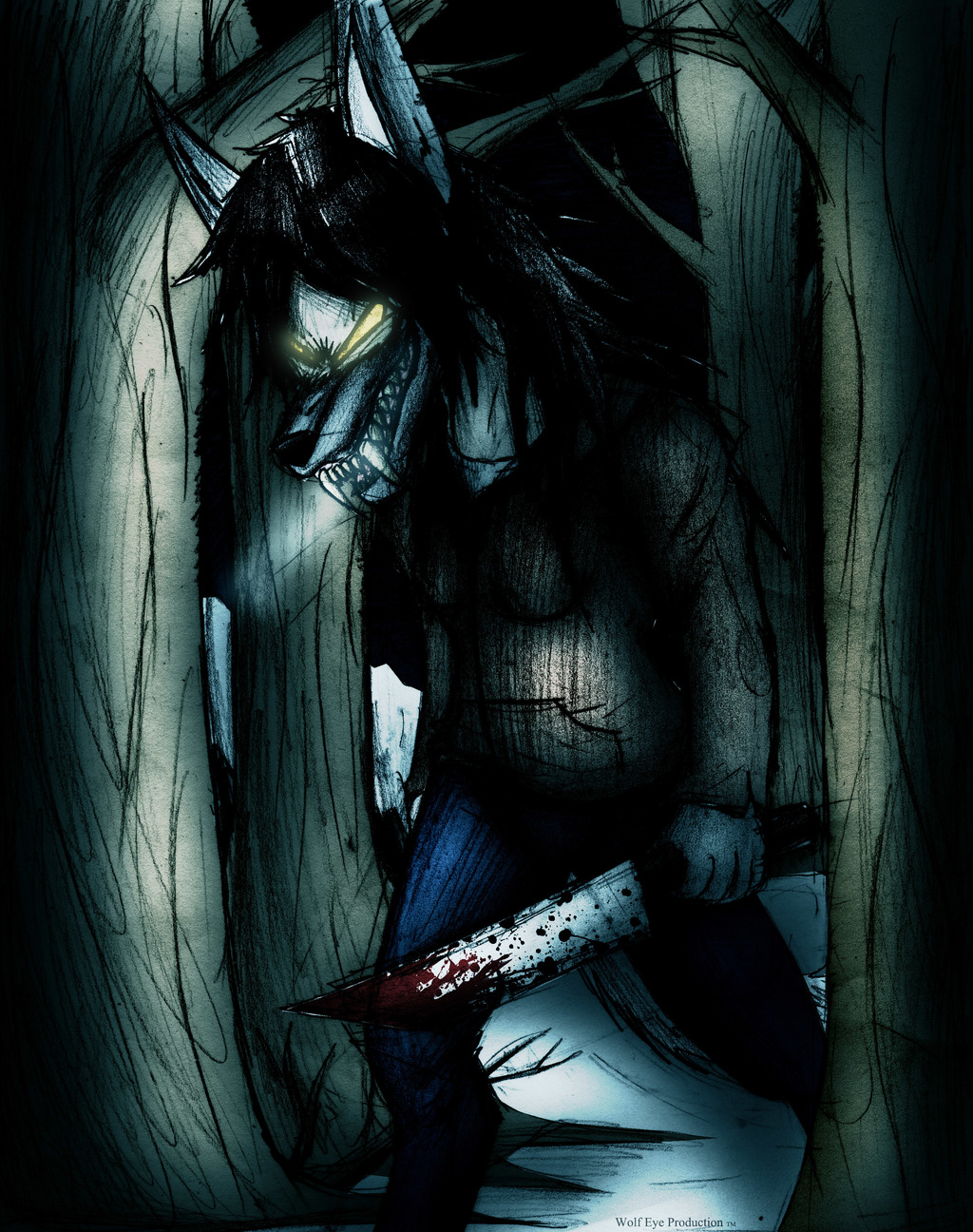 Most recent image: Varulven (The Werewolf)