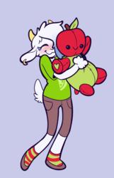 Clara Loves Applefoot