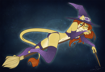 Halloween PinUp #5
