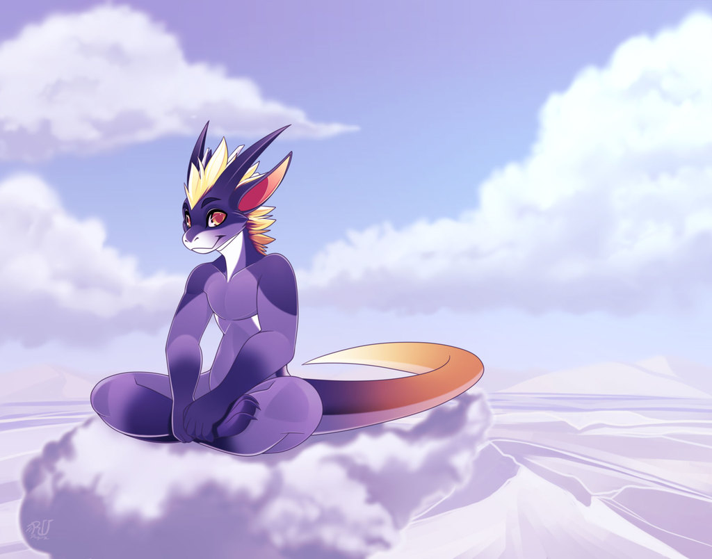 [RUdragon] The Most Comfortable Cloud