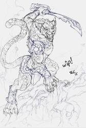 Return of Guin - Sketch