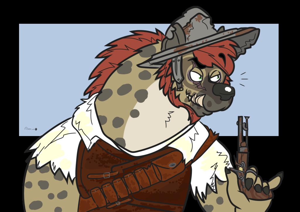 DnD Character: Grakkx Bangstick