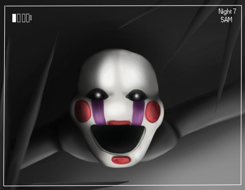 Mr. Marionette