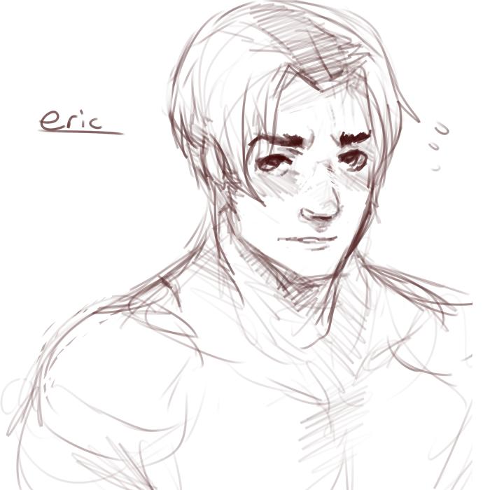Sketch: Eric