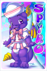 Spyro the Little Sailor - Tavi Tag