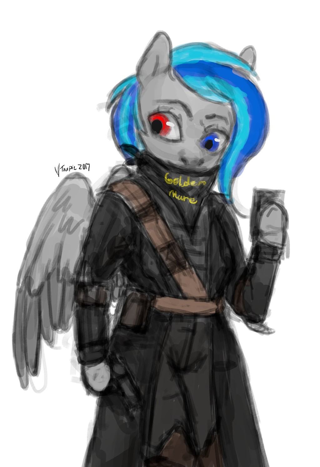 Commission for CodeBreaker