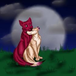 Moonlight Cuddle
