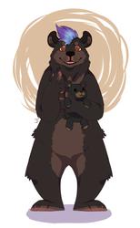 Its a Bear!