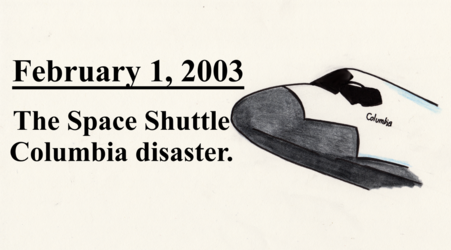This Day in History: February 1, 2003