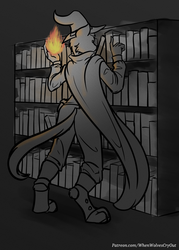 [P] Search by firelight