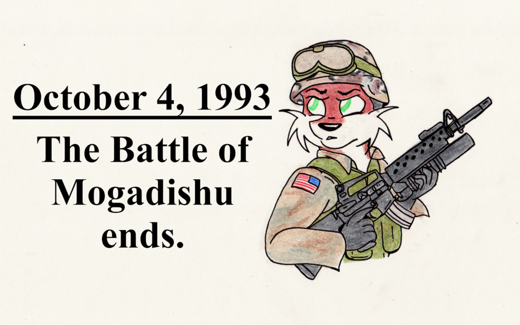 This Day in History: October 4, 1993