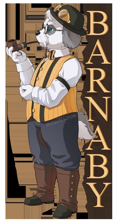 Barnaby Badge