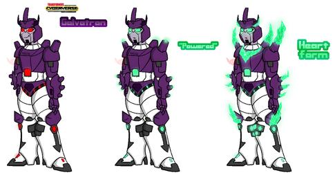 Cyberverse: Galvatron