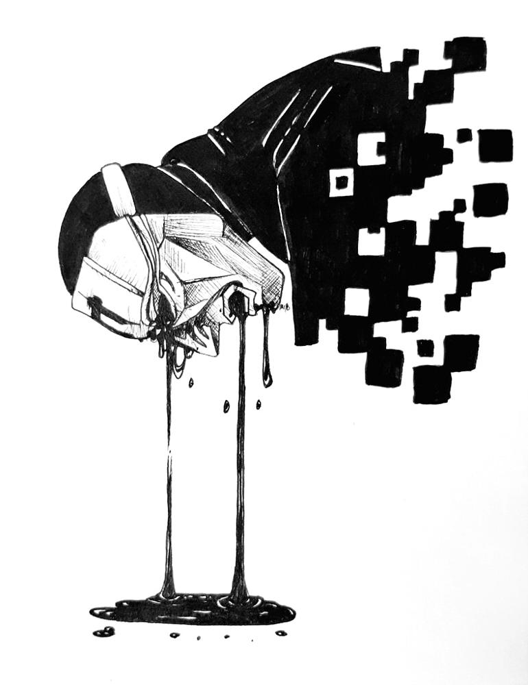 Most recent image: Sickness