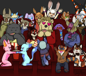 LBD: Movie Night Part 4