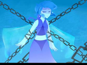 I am... Lapis Lazuli..