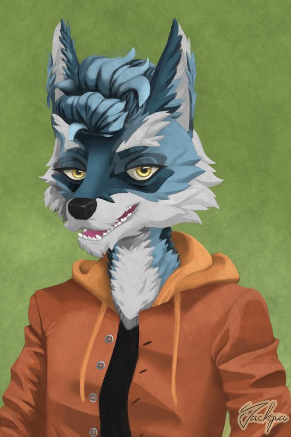 Portrait - Rawlin