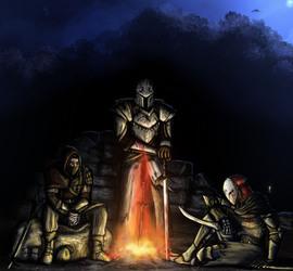 Dark Souls: Dwindling Respite