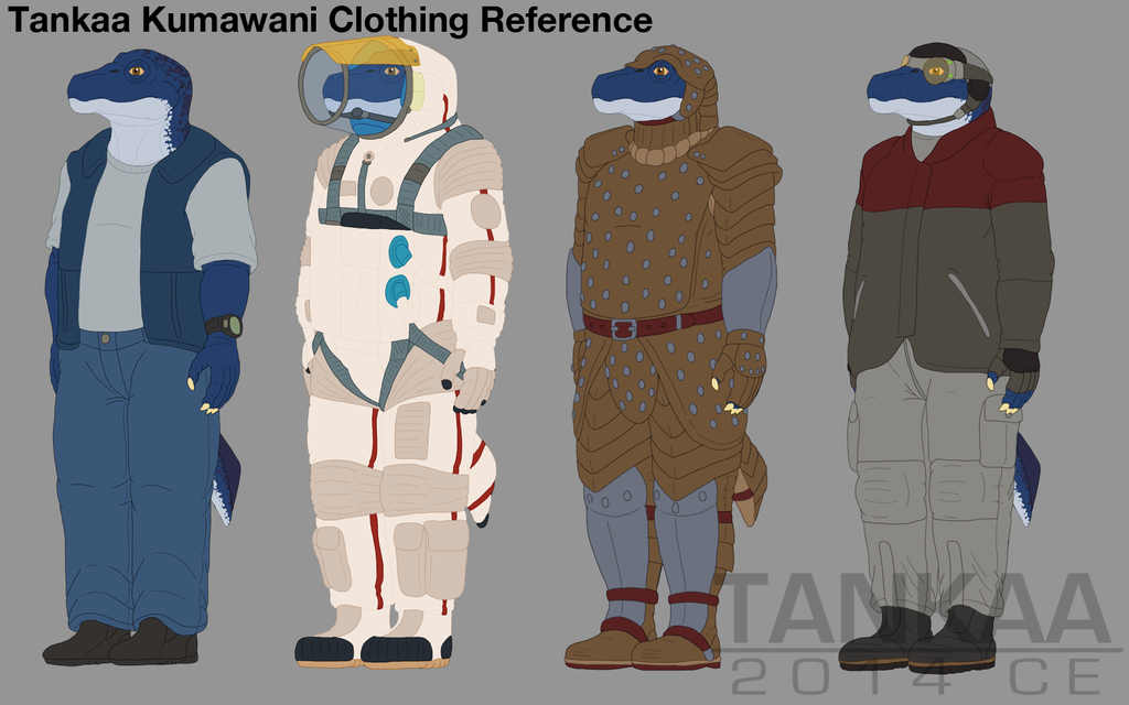 Tankaa Clothing Reference