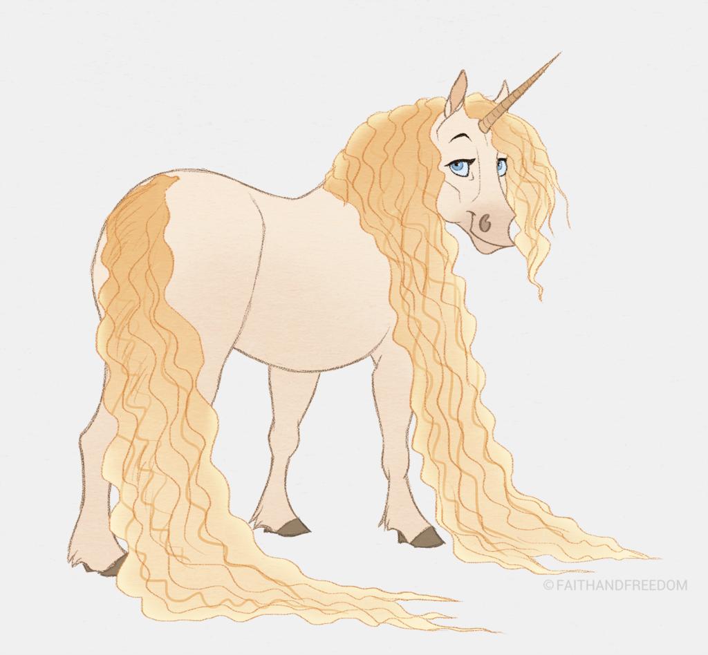 Junicorn DAY 1 : Shetland Unicorn
