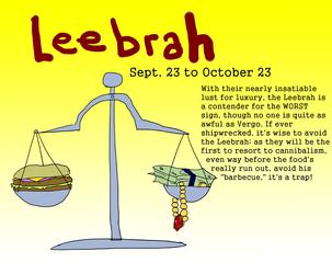 Durpascope Leebrah (Libra)